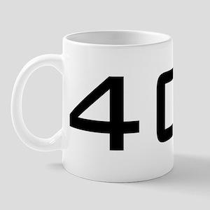 404 Mug