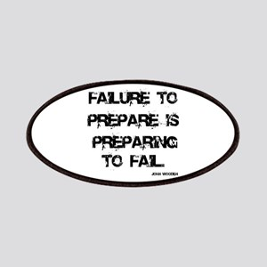 Failute to Prepare Patches