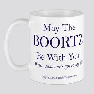May The Boortz Be With You! Mug