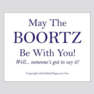 May The Boortz Be With You! Small Poster