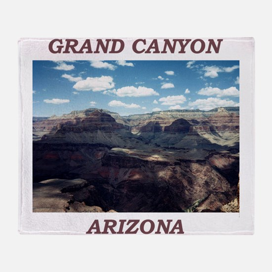 GRAND CANYON Throw Blanket