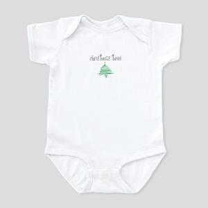 Christmas Tree Infant Bodysuit
