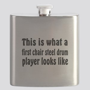 Steel Drum Flask