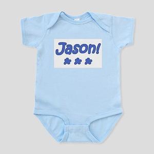 Jason! Infant Creeper
