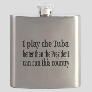 Tuba Flask