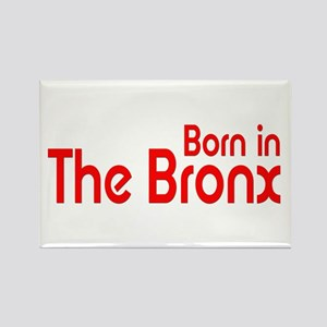 Born in The Bronx Rectangle Magnet (100 pack)