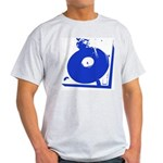 Vinyl Record Turntable T-Shirt