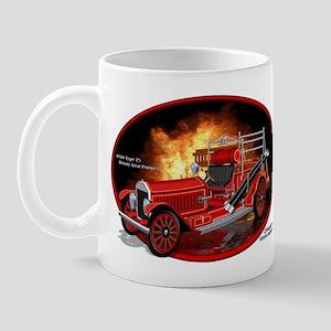 Fire Truck 1920 Type 75 Pumper uck 2 Mug
