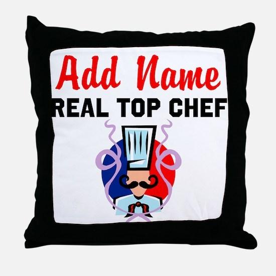 BEST CHEF Throw Pillow