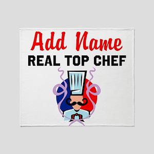 BEST CHEF Throw Blanket