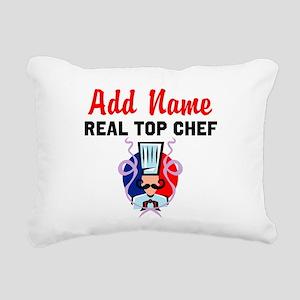 BEST CHEF Rectangular Canvas Pillow