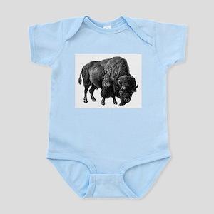 Vintage Bison Infant Bodysuit
