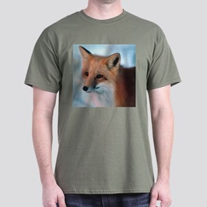 Cute Fox Dark T-Shirt