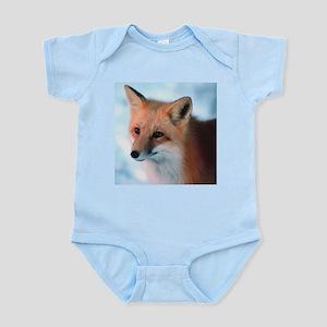 Cute Fox Infant Bodysuit