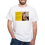 'Kindness Blesses' White T-Shirt