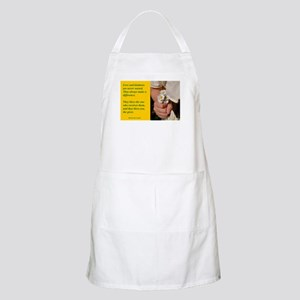 'Kindness Blesses' Apron