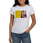 'Kindness Blesses' Women's T-Shirt