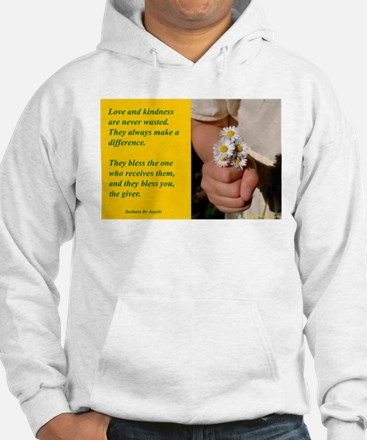 'Kindness Blesses' Hoodie