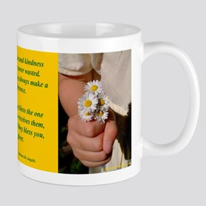 'Kindness Blesses' Mug