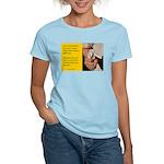 'Kindness Blesses' Women's Light T-Shirt