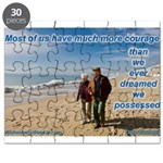 'Courage' Puzzle