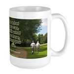 'Do What You Can' Large Mug