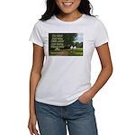 'Do What You Can' Women's T-Shirt