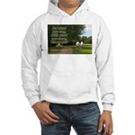 'Do What You Can' Hooded Sweatshirt