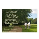 'Do What You Can' Postcards (Package of 8)