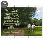 'Do What You Can' Puzzle