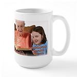 'Care' Large Mug