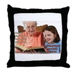 'Care' Throw Pillow