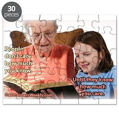 'Care' Puzzle