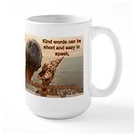 'Echoes' Large Mug