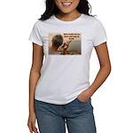 'Echoes' Women's T-Shirt