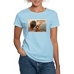 'Echoes' Women's Light T-Shirt