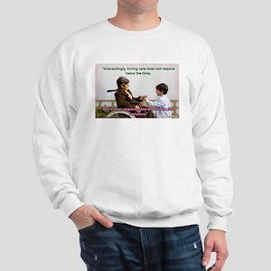 'Presence' Sweatshirt
