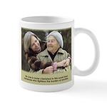 'Cherished' Mug