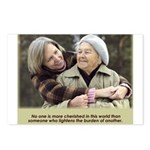 'Cherished' Postcards (Package of 8)
