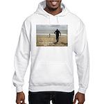 'Live' Hooded Sweatshirt