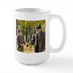 'Young Love, Old Love' Large Mug