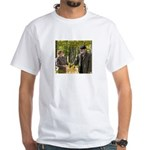 'Young Love, Old Love' White T-Shirt