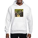 'Young Love, Old Love' Hooded Sweatshirt
