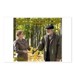 'Young Love, Old Love' Postcards (Package of 8)