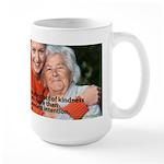 'A Small Act' Large Mug