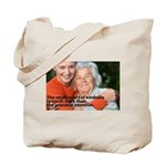 'A Small Act' Tote Bag
