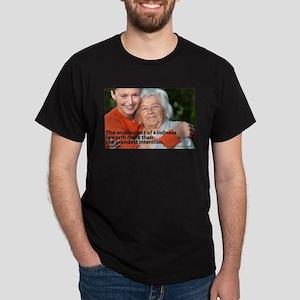 'A Small Act' Dark T-Shirt