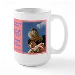 'Kindness Lifts' Large Mug