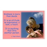 'Kindness Lifts' Postcards (Package of 8)