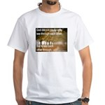 'Each Other' White T-Shirt